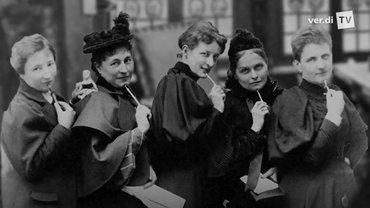 Vor 100 Jahren waren es Frauen wie sie, die das Wahlrecht für Frauen erkämpften