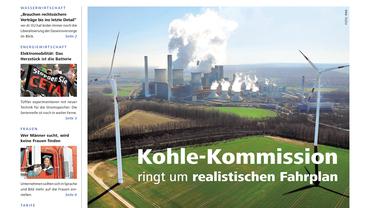 Report (03/2018): Magazin des Fachbereich Ver- und Entsorgung