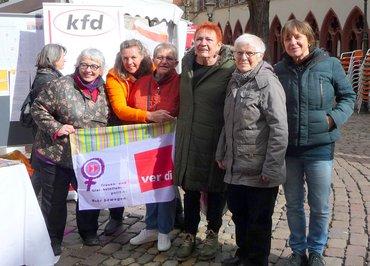 Internationaler Frauentag 2019 Südbaden Schwarzwald