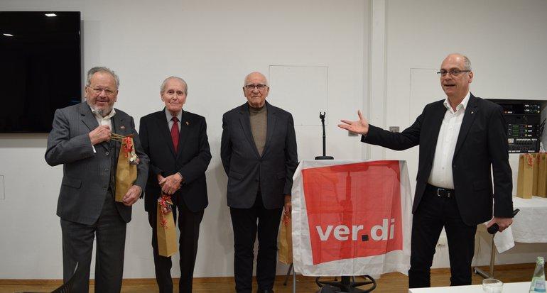 Jubilarehrung 2020 des Bezirks Südbaden Schwarzwald