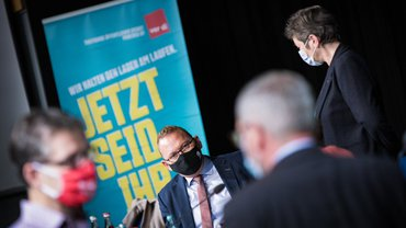 Dritte Verhandlungsrunde Potsdam